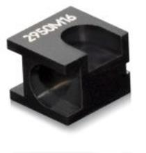 Triaxial mounting block for 25A, 25B