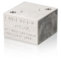 Accessories, Triaxial mounting block for 7264-2000, 7264C, 7264D, 7264G